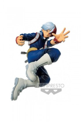 Figure my hero academia Todoroki Shoto Colosseum Academy vol.3