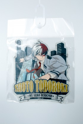 My Hero academia Travel Sticker Shoto Todoroki Ensky