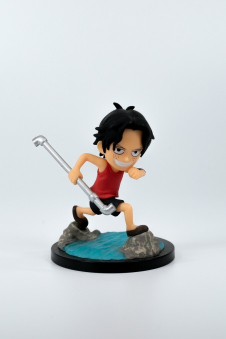 Ace One piece Figure Banpresto 2011