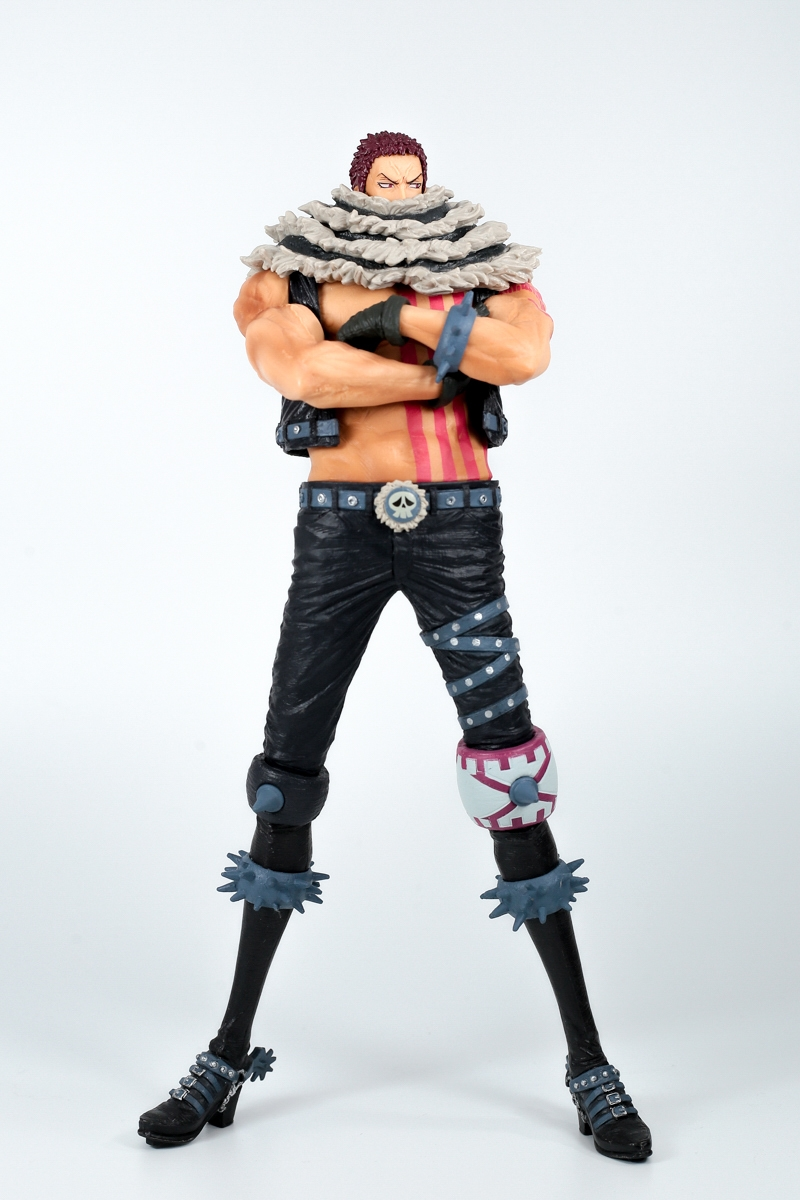 Katakuri Figure King of Artist craneking banpresto