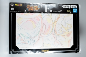 Shikishi Dragon Ball Super Frieza and Goku Ichiban Kuji F Extreme...