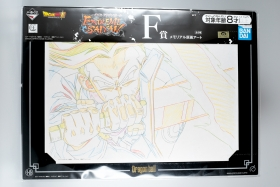 Shikishi Dragon Ball Super Trunks Ichiban Kuji F Extreme Saiyan