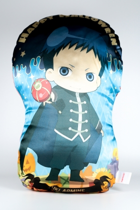 Coussin Aomine Daiki Kuroko No Basket Version Happy Halloween