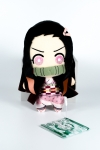 Nezuko plush Kimetsu no Yaiba chibi version Banpresto