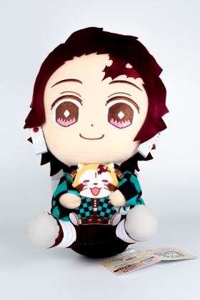 Tanjiro Kamado plush Kimetsu no Yaiba version chibi