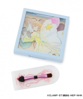 Card Captor Sakura Clear Card Edition eyeshadow palette