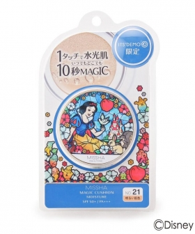 Cushion foundation Missha x Disney Snow White