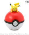 Lip balm Pikachu pokeball