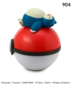 Lip balm Snorlax pokeball