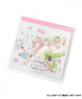 Notepad Card Captor Sakura