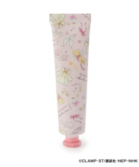 Hand cream Card Captor Sakura character skin version