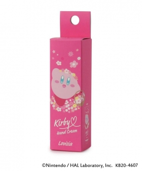 Hand cream Kirby floral