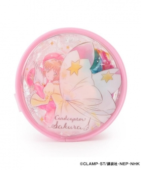 Vinyle pouch Card Captor Sakura with candy