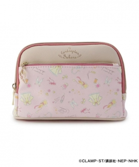 "Cosmetics pouch ""Card Captor Sakura Clear Card Edition"" Keroberos"