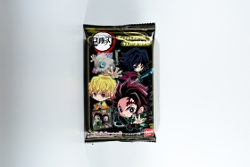 Kimestu no Yaiba wafer Bandai