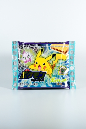Pokémon wafer Lotte