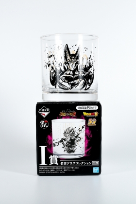Dragon Ball Z Glass Cell Ichiban Kuji